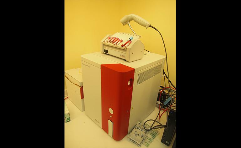 血液细胞分析仪